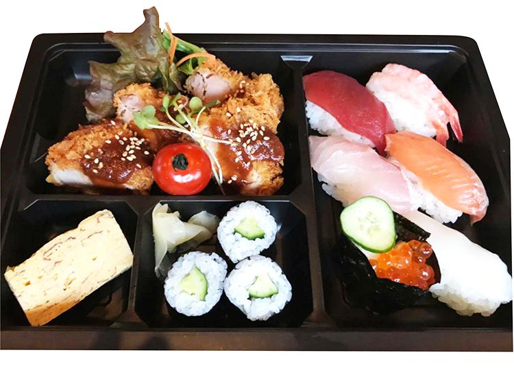 味噌カツ寿司丼 1,450円